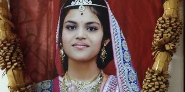 fir filed against parents of 13 year old jain girl who died after 68