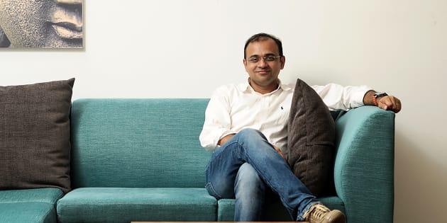 Furlenco Founder Ajith Mohan