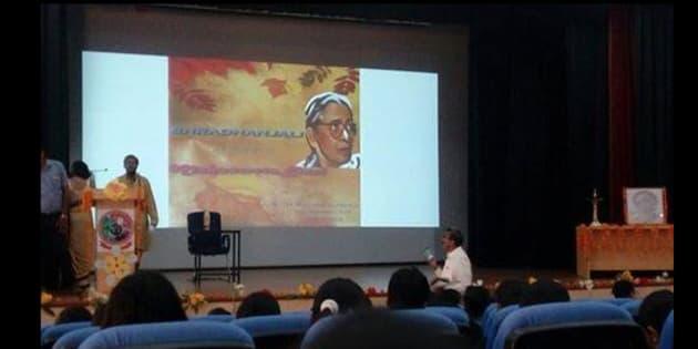The play documents the Adivasi resistance against zamindari exploitation.