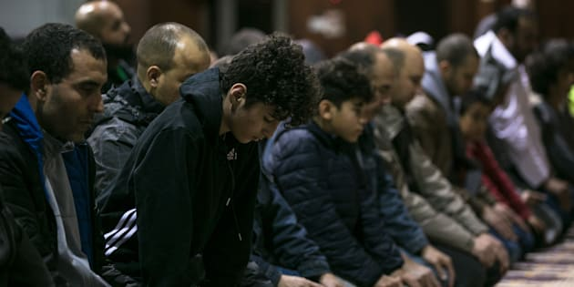 Le «taraweeh» ou prière nocturne du ramadan.