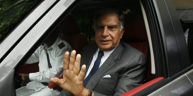 Tata Sons Interim Chairman Ratan Tata