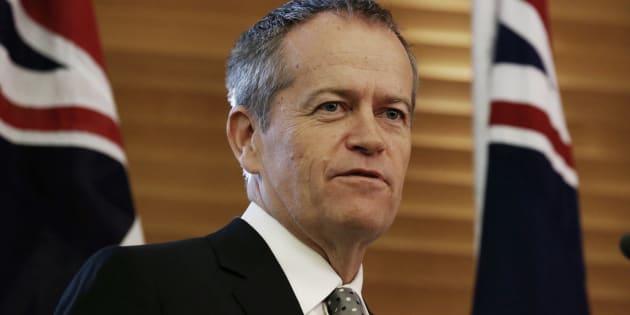 Opposition Leader Bill Shorten has conceded defeat.