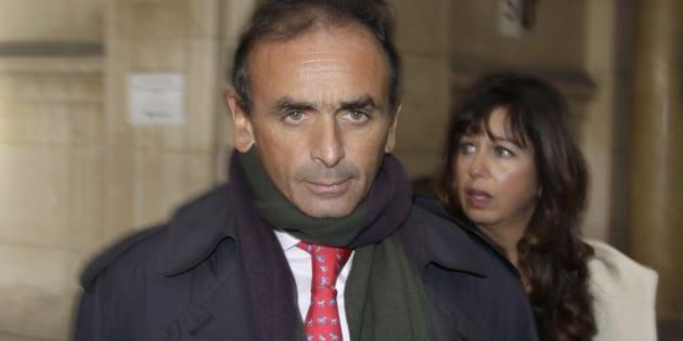 Des familles de victimes du 13 novembre accusent Eric Zemmour d'apologie du terrorisme