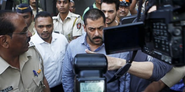 The court held there was no way to prove that Salman Khan fired the bullet.