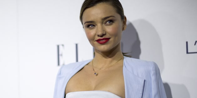 Miranda Kerr was reportedly not at home at the time.