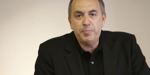 Jean-Marc Morandini à Paris le 14 octobre 2016.