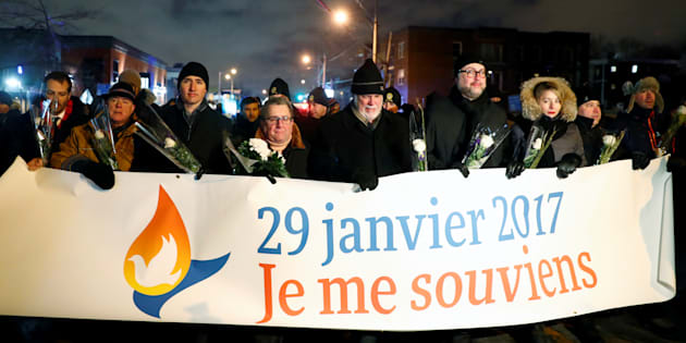 Nous espérons donc que la douleur que nous avons subie au quotidien en lien avec la publication des détails du massacre de la Mosquée de Québec se verra justifiée par une prise au sérieux de mesures législatives à prendre pour que de telles tueries ne se reproduisent plus jamais.