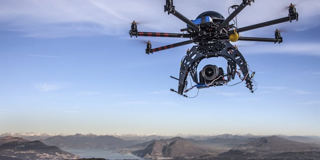 The world market for drones is set to skyrocket.
