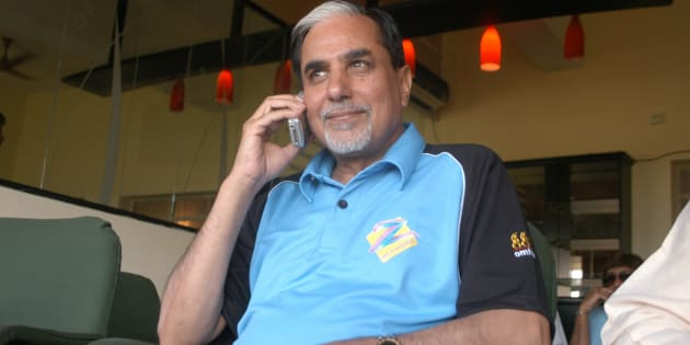 Subhash Chandra Goel, Chairman of Zee Telefilms Limited and promoter of Essel Group of Companies