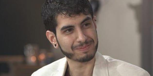 Jonas Ben Ahmed élu personnalité LGBT de l'année le 19 juin 2018.