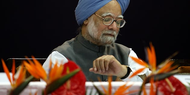 Former prime minister Manmohan Singh in a file photo.