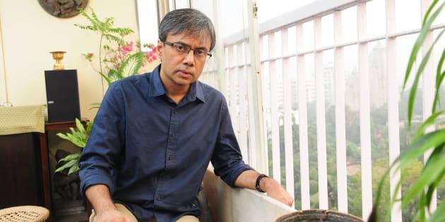 Writer Amit Chaudhuri.