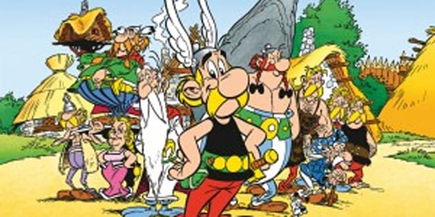 Asterix and his gang's adventures will now be published in Hindi.