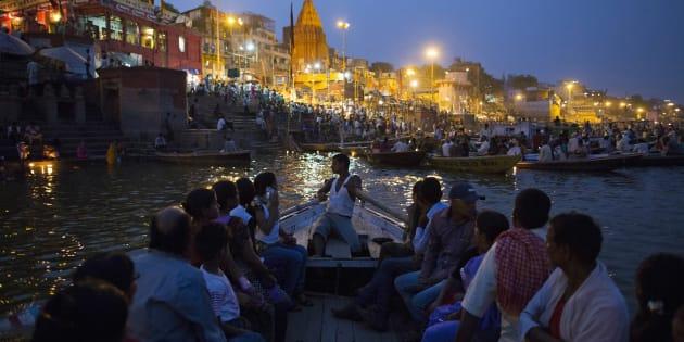 Varanasi, June 2014.