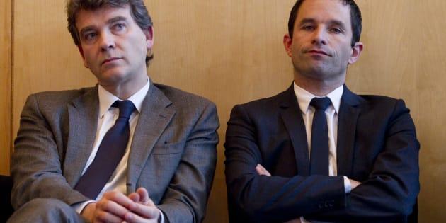 Benoit Hamon et Arnaud Montebourg refusent la main tendue par Manuel Valls