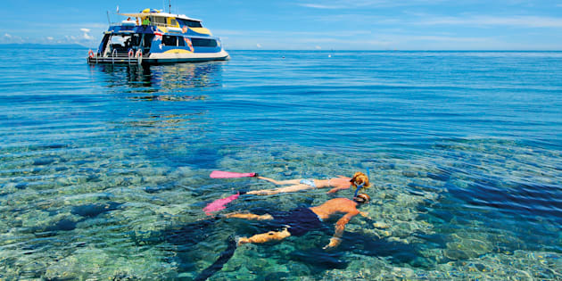 The government will commit a billion dollars to the Great Barrier Reef.