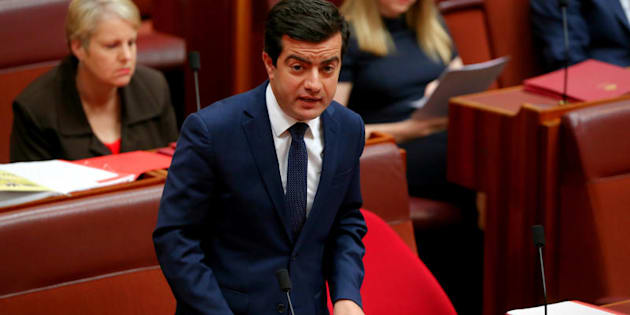 "Senator Sam Dastyari says he was wrong ""on reflection"""