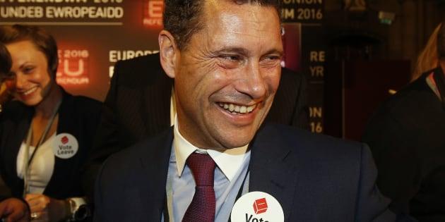 Un eurodéputé Ukip dans un état grave après avoir été frappé au Parlement européen
