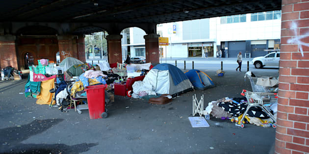 Homelessness experts fear this will become more common.