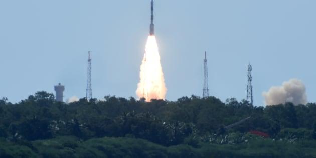 Indian Space Research Organisation's (ISRO) satellite CARTOSAT-2