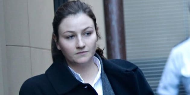 Harriet Wran has been sentenced to two years jail.