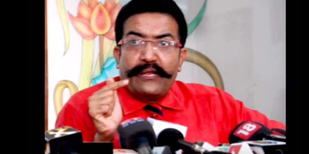 Kerala Excise Commissioner Rishiraj Singh has made up a new law.