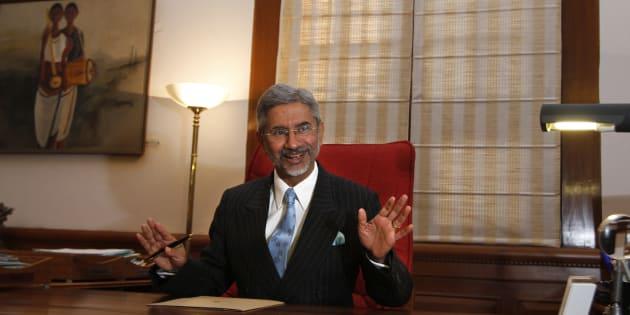 File photo of Foreign Secretary S Jaishankar.