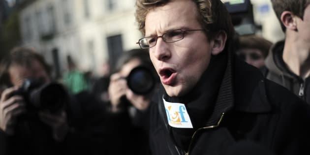 """Sous la présidence de Jean-Baptiste Prévost, """"Libération"""" évoque """"une multitude de dérives"""" au sein du syndicat étudiant."""
