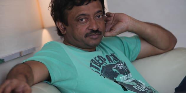 Filmmaker Ram Gopal Varma in New Delhi, 2012. ( Photo by Manoj Verma/Hindustan Times via Getty Images)'