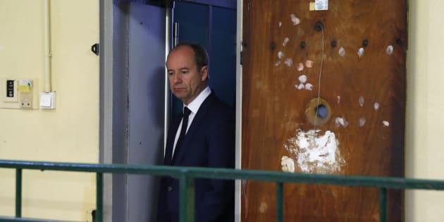 Au mois de septembre 2016, Jean-Jacques Urvoas avait visité la prison de Fresnes, et son unité dédiée à la prévention de la radicalisation.
