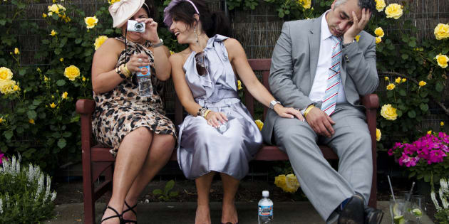Think carefully before you take a sickie on Melbourne Cup day!
