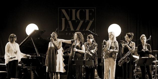 Woman to Woman, le casting entièrement féminin et international au festival Jazz à Juan