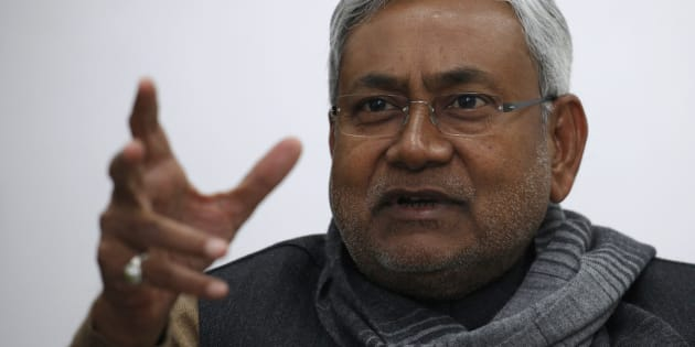 Bihar CM Nitish Kumar holds separate meeting with Tejashwi Yadav