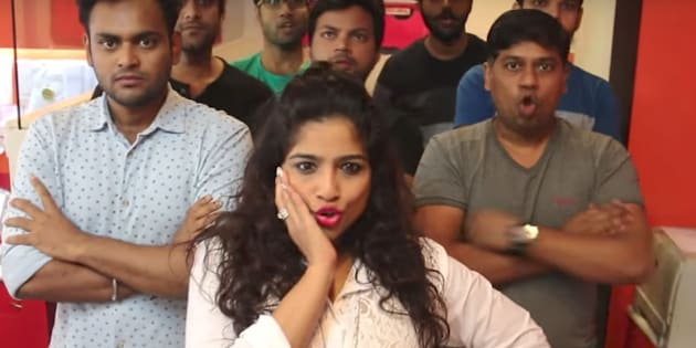 BMC issues notice against RJ Malishka for mosquitoes breeding at her home