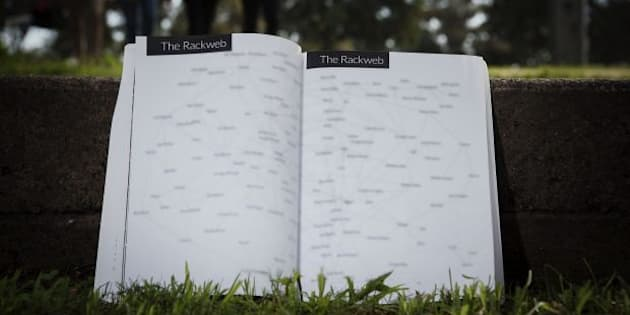 The RackWeb published in the 2014 Wesley Journal.