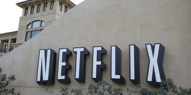 Netfilx headquarters in Los Gatos, Calif., Tuesday, March 20, 2012. (AP Photo/Paul Sakuma)