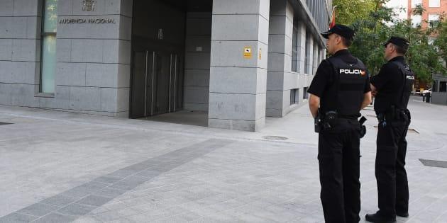 Les quatre suspects encore en vie de l'attentat de Barcelone sont entendus ce mardi 22 août au tribunal de Madrid.