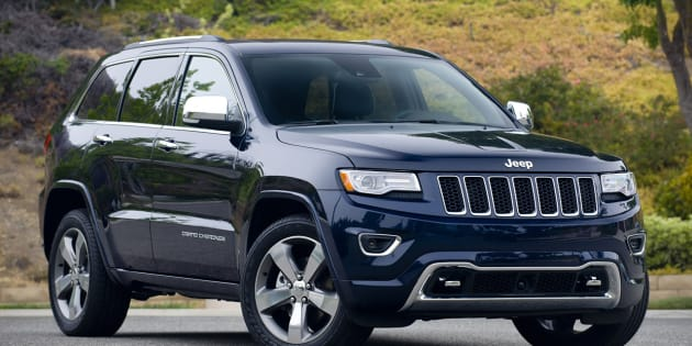 Almost 50,000 2014-2015 Jeep Grand Cherokee and 2012-2014 Chrysler 300 vehicles have been recalled across Australia.
