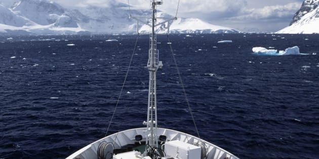 Scientists are headed to Antarctica to research clouds.