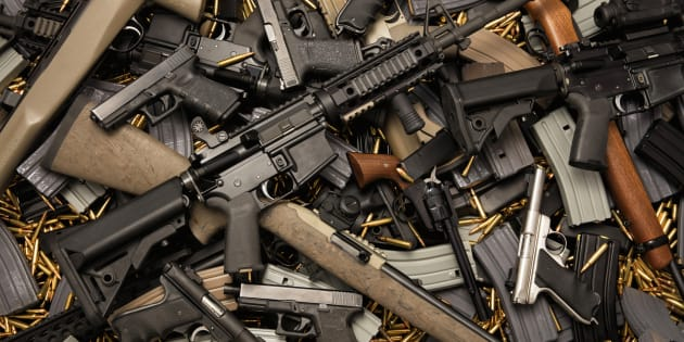 Australia's gun amnesty is expected to collect thousands of guns