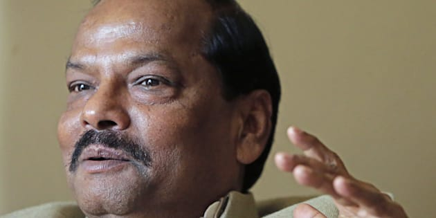 Raghubar Das, chief minister of Jharkhand, speaks during an interview in New Delhi, Aug. 4, 2016.