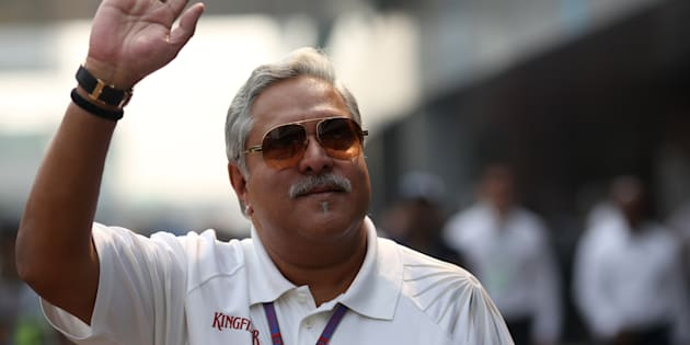 File photo of Vijay Mallya.