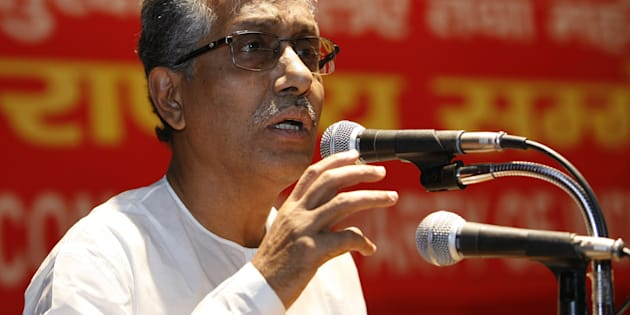 Left party CPM alleges Doordarshan of not airing Tripura CM's speech
