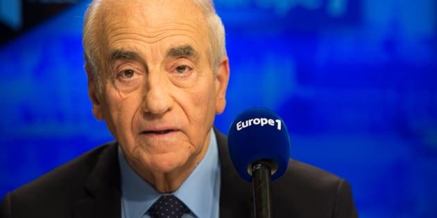 Jean-Pierre Elkabbach sera chargé de la matinale sur CNews, héritière d'i-Télé lancée le 27 février