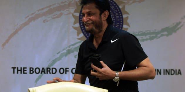 Sandeep Patil.