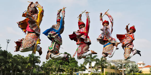 Representational image of Garba.