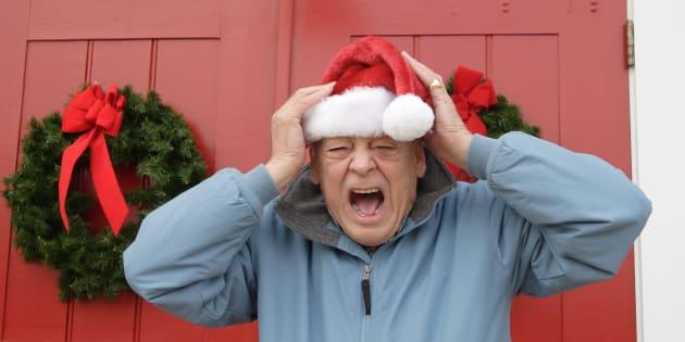 Si vous êtes à la ramasse pour vos cadeaux de Noël, ce sondage montre que vous n'êtes (vraiment) pas le seul