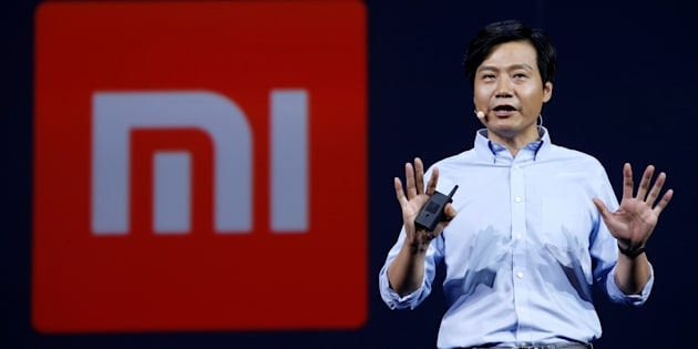 Lei Jun, founder and CEO Xiaomi