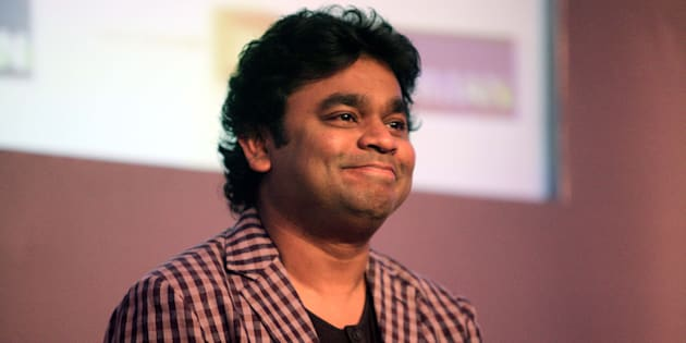 Fans 'disappointed' as Rahman croons non-Hindi songs : Wembley concert