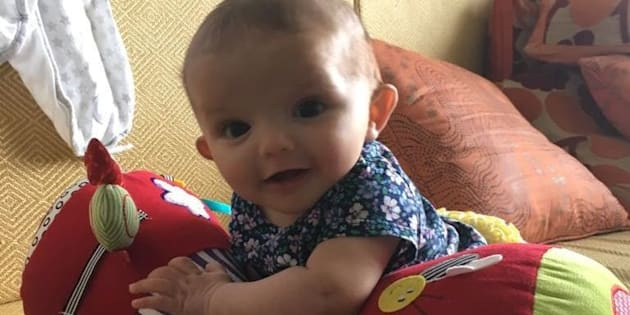 Lily, who was born via surrogacy in May 2016 in Mumbai, to British parents Chris and Michele Newman.